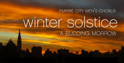 Empire City Men's Chorus: December 4 and 13